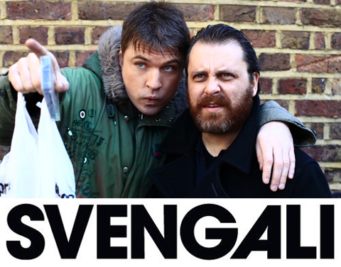 SVENGALI Movie